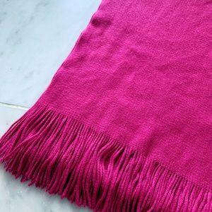 Fuschia Merona scarf